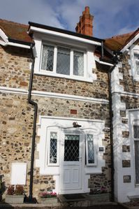 Photo for CRABPOT COTTAGE IN BEER, DELIGHTFUL 1 BED HOUSE, SEA VIEWS & 50 METRES FROM BEAC