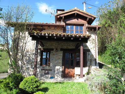 Photo for Rural house in Picos de Europa for four or five people