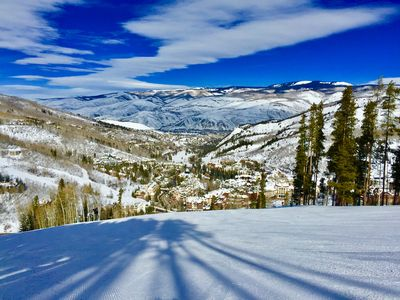 Photo for Beaver Creek Discounted SKI WEEK! January 17th- January 24th 2020 SAVE$ 1bed/1b