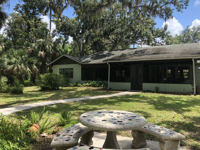 Photo for Beautiful, Updated, Historic Waterfront Home on The St Johns River, Deland, Fl.