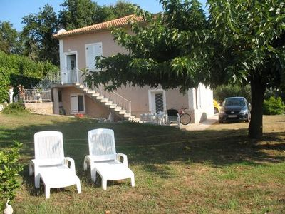 Photo for Apartment Moriani Plage for 4 people with 2 bedrooms - Holiday home