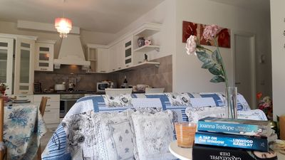 Photo for Eco Friendly Sea HOlidays House, sun, sport, peaceful and relaxing