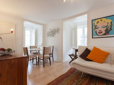 Photo for Casa Cara Duplex - In the Heart of Lisbon - Bairro Alto