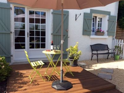 Photo for Le Petit Nid - One Bedroom Cottage, Sleeps 2