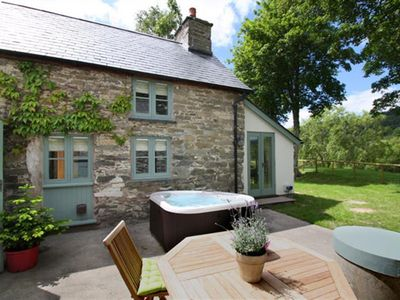 Photo for Ghillies Cottage is the smallest property in a group of 5, located on the edge of the village of Lla