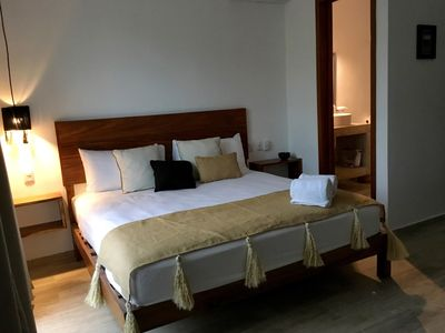 Photo for Luxury Room in Aparthotel #1 + Free WiFi + eBike included