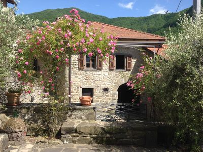 Photo for Beautifully restored historic house in peaceful location / Private  pool