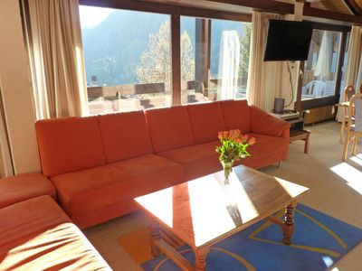 Photo for Apartment Zodiaque in Ovronnaz - 8 persons, 3 bedrooms