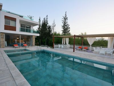 Photo for Villa With Private Pool And Panoramic Mountain View