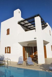 Photo for Luxury Villa, Private Pool, Beautiful Garden, with Sun Terrace and Barbecue Area