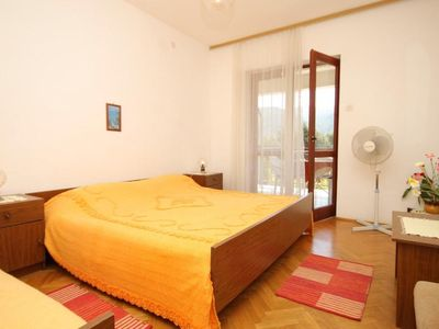 Photo for One bedroom apartment with terrace Stari Grad (Hvar)