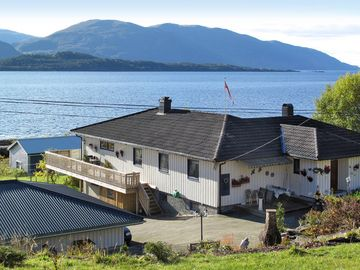 Vacation home in Naustdal, Western Norway - 8 persons, 5 bedrooms