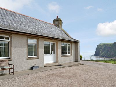 Photo for 1 bedroom accommodation in Pennan, near New Aberdour