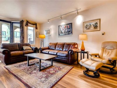 Photo for Elegant Condo w/Modern Kitchen and Updated Bathrooms! Onsite Pool!