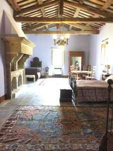 Photo for ROOM the MASTER'S  in FARMHOUSE for four people, breakfast included