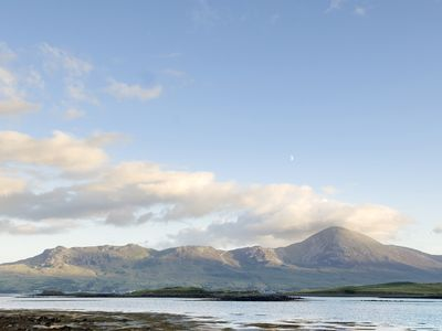 Croagh Patrick from Clew Bay