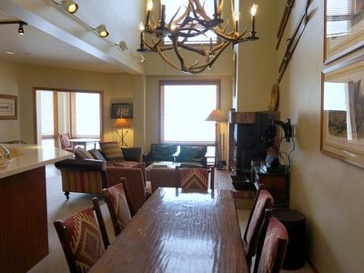 Photo for Ski-in, Ski-out 3 Bedroom Slope Side Retreat in Snowmass Village