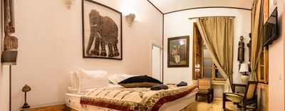 Photo for Castle in Old Town, Delhi Room