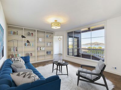 Photo for Furnished updated 1br 1ba views and beach access