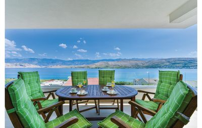 Photo for 2 bedroom accommodation in Pag