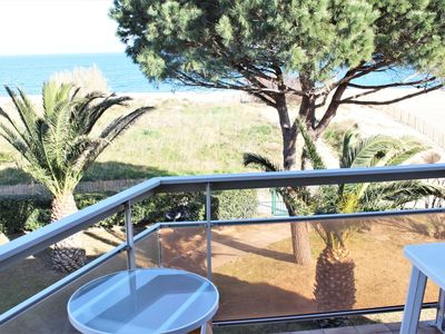 Photo for Beautiful sea view apartment Capitelles 106