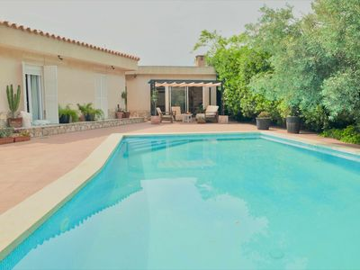 Photo for Villa with private pool Beach at 300m and village center at 1500m