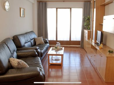 Photo for Apartment in La Pineda beach, near Portaventura and Ferrariland and aquopolis