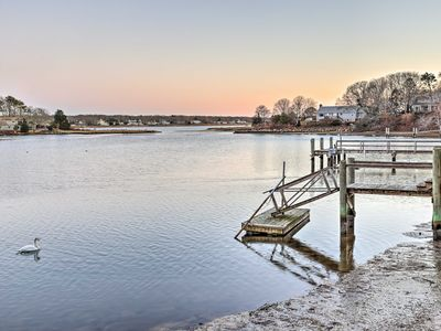 Photo for Spacious East Falmouth House - Walk to Great Pond!