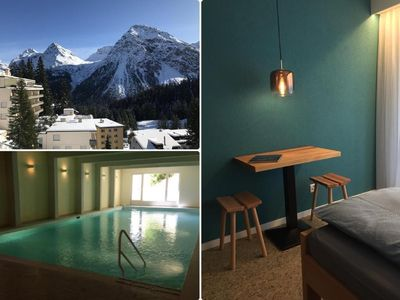 Photo for Holiday apartment Arosa for 1 - 5 persons with 1 bedroom - Holiday apartment