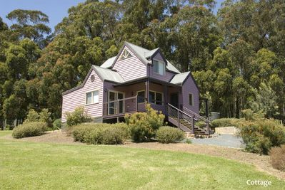 A delightful story book home-all yours!  40 acres of peace and privacy