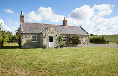 Lightpipe Cottage is a secluded holiday hideaway nestled in the midst of the rolling Northumberland countryside