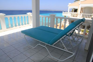 Relax from private balcony