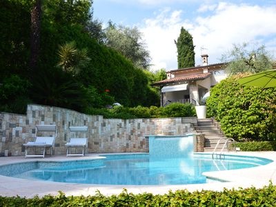 Photo for The Agave is a luxurious apartment on Lake Garda