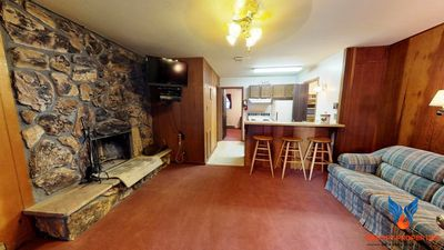 Photo for Close to Slopes, On Ski Shuttle Route, Wood Burning Fireplace, RWC-B7!