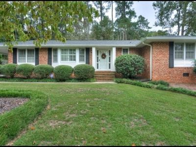 Photo for 3BR/2BA Home - 5 minutes from Masters Tournament parking and entry gate