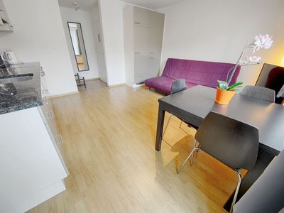 Photo for ZH Purple - Letzigrund HITrental Apartment