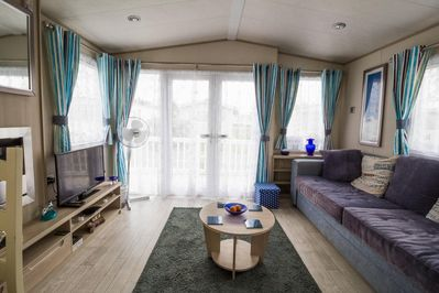 Caravan for hire in Great Yarmouth