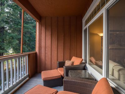 Photo for Family-friendly condo w/ deck & golf course views - minutes from Lake Wenatchee!