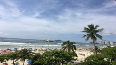 """Photo for Large Apartment """"Pé na Areia"""" Pitangueiras very high standard for 10 guests!"""