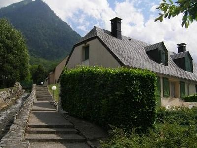 Photo for Holiday cottage with terrace in Cauterets