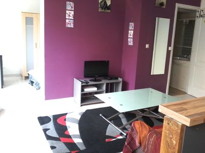 Photo for T2 30m2 Prado Golden Square, beaches on foot, Stade Vélodrome + Park Chanot 13008