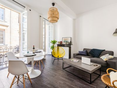 Photo for Modern apartment in the heart of Bordeaux