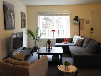 Photo for Dual Mountain - 2 Bedroom Suite, nestled between the estuary & the downtown core