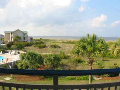 Photo for Expansive Ocean View, Pet Friendly, and brand  NEW SLEEPER SOFA!