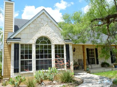 Photo for Hill Country Getaway close to charming Main Street!