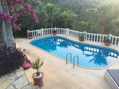 Photo for Stunning 3 bedroom villa in Secret Valley Dalaman Hinterland