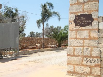 Photo for Villa Stracca 2 with mini swimming pool gardens and parking space