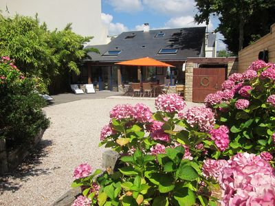 Photo for Villa in Carnac quiet 100m from the Grande Plage