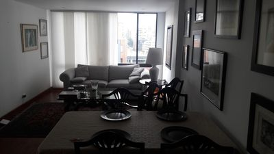 Photo for BRIGHT AND COSSY TWO BEDROOM FLAT