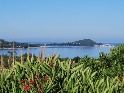 Photo for Studios breathtaking views of Ajaccio gulf at 400m from the beach